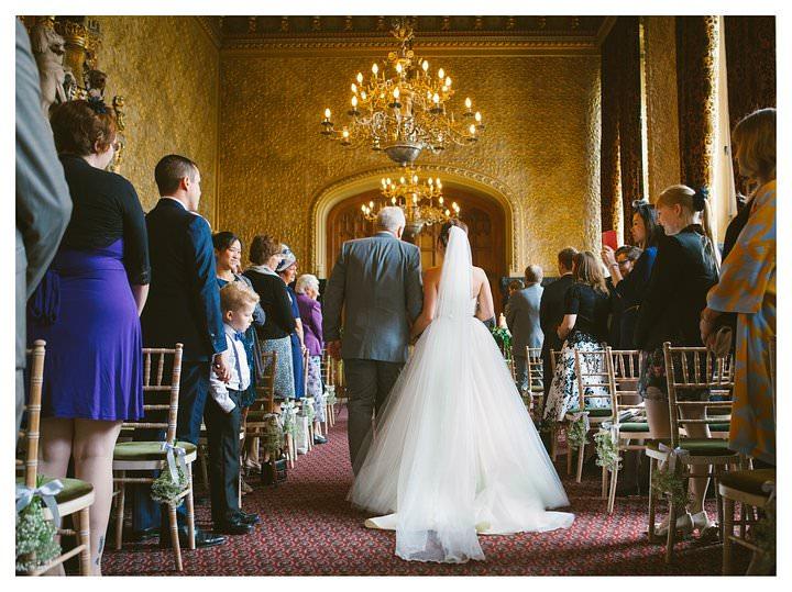 Emma & Davids wedding at Carlton Towers, Yorkshire 27