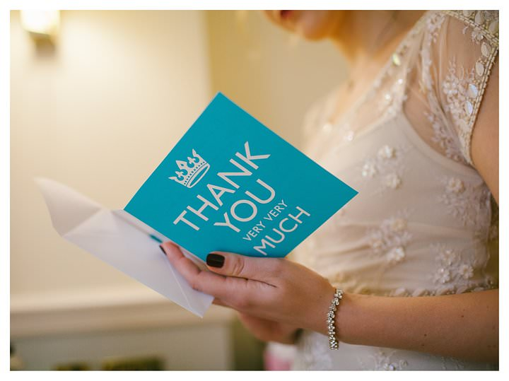 Laura & Miles' wedding at The Dower House Hotel, Lincolnshire 5