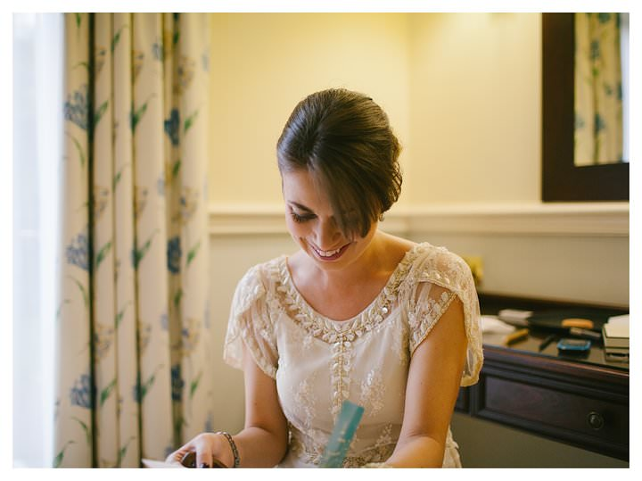 Laura & Miles' wedding at The Dower House Hotel, Lincolnshire 6