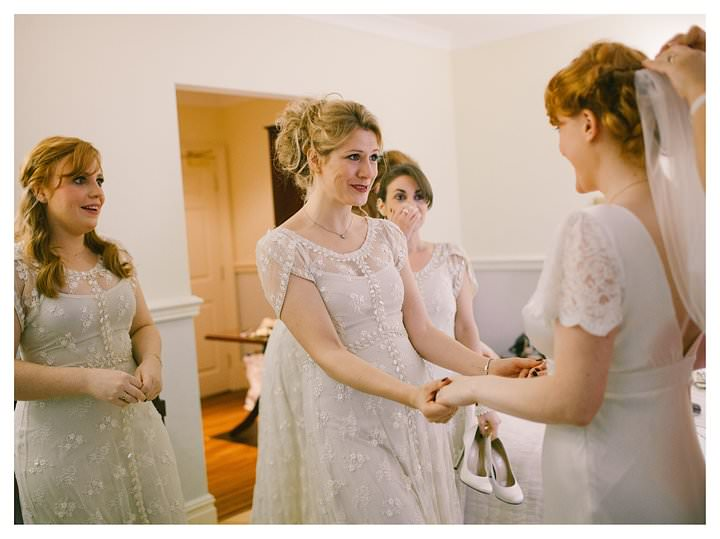 Laura & Miles' wedding at The Dower House Hotel, Lincolnshire 14