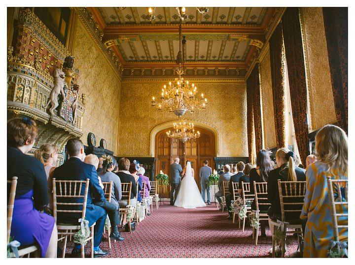 Emma & Davids wedding at Carlton Towers, Yorkshire 30