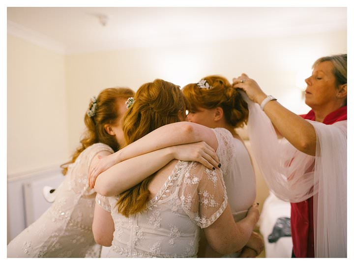 Laura & Miles' wedding at The Dower House Hotel, Lincolnshire 15