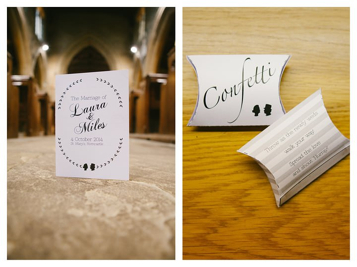 Laura & Miles' wedding at The Dower House Hotel, Lincolnshire 9