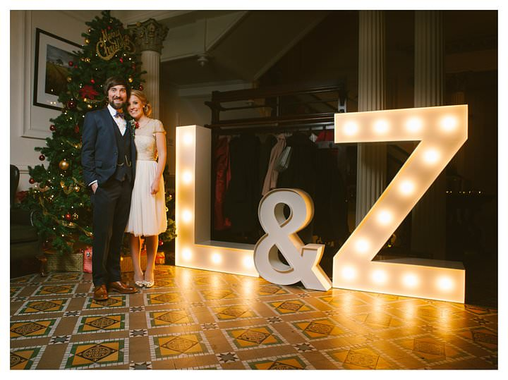 Zoe & Lee - The Leeds Club 46