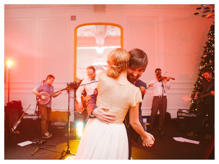 Zoe & Lee - The Leeds Club 321