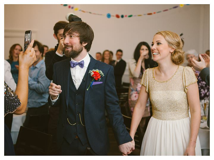 Zoe & Lee - The Leeds Club 64