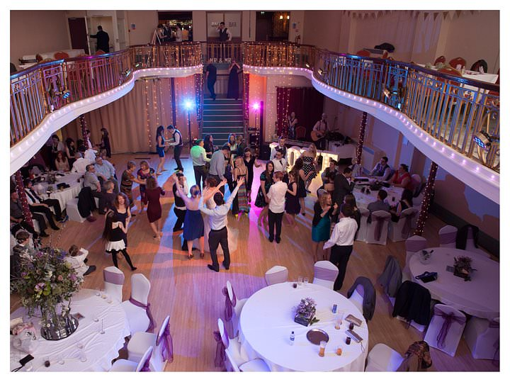 Dan & Katy @ King's Hall, Ilkley 295