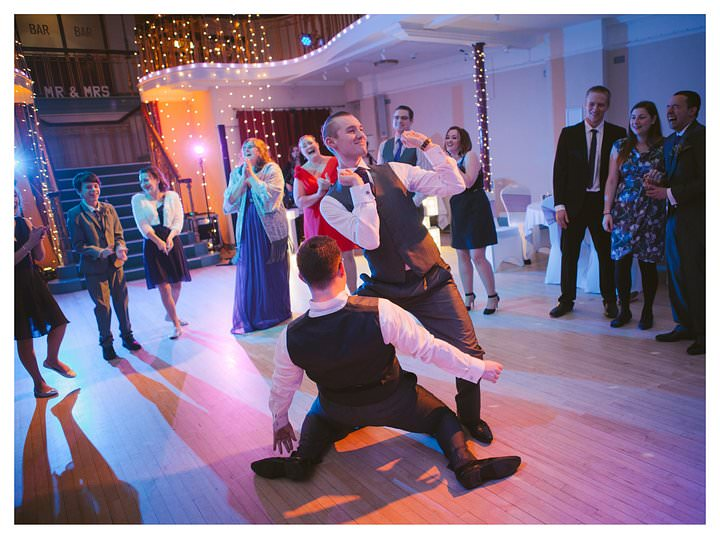 Dan & Katy @ King's Hall, Ilkley 288