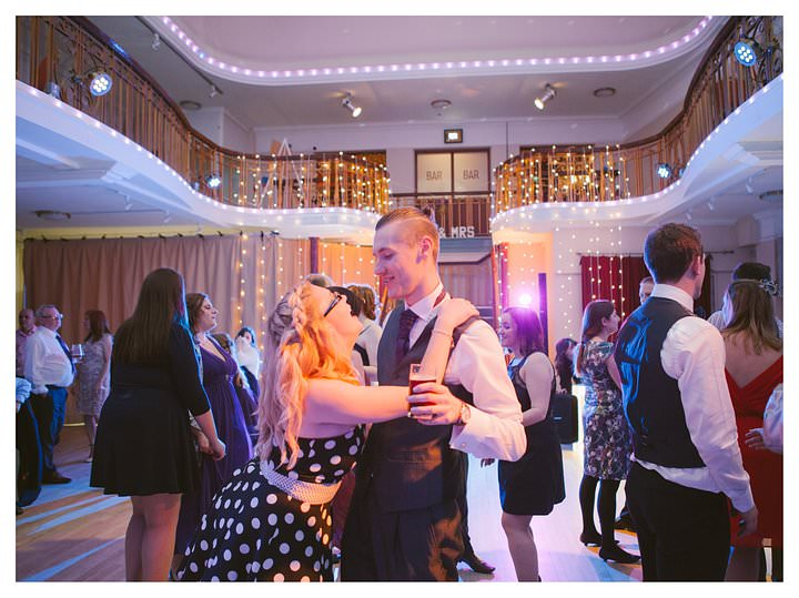 Dan & Katy @ King's Hall, Ilkley 296
