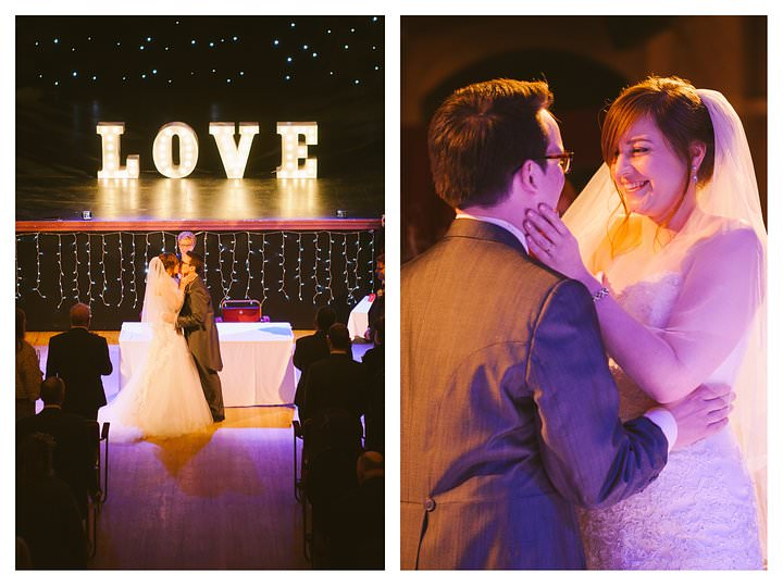 Dan & Katy @ King's Hall, Ilkley 248