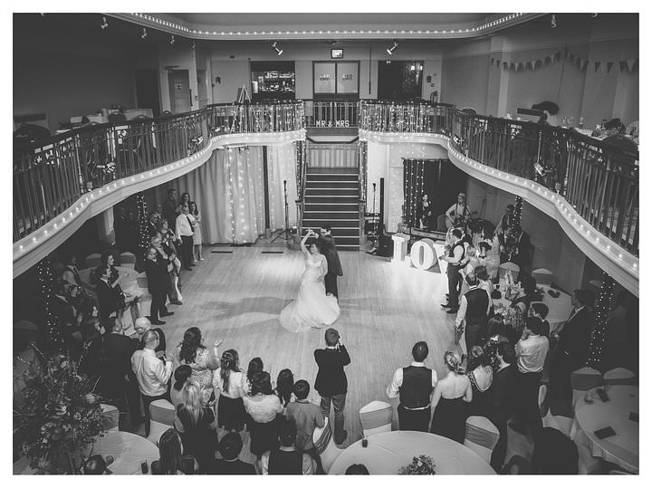 Dan & Katy @ King's Hall, Ilkley 283