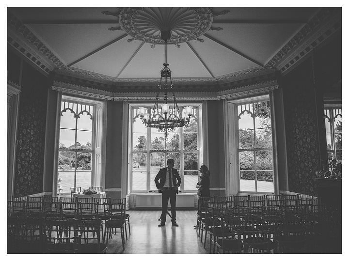 Joanna & Andrew - Nonsuch Mansion, London 19