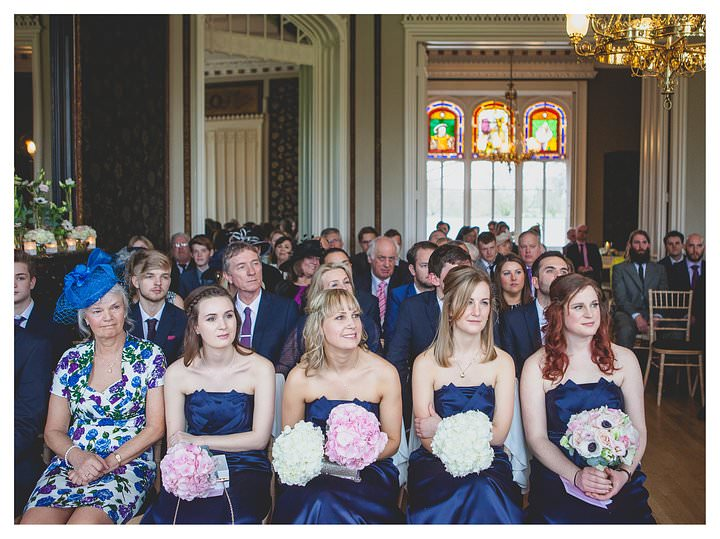 Joanna & Andrew - Nonsuch Mansion, London 45