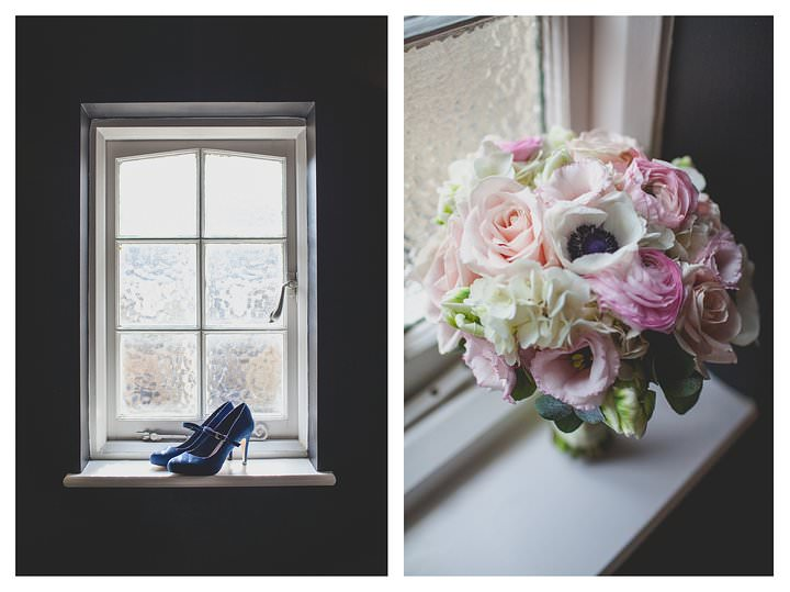 Joanna & Andrew - Nonsuch Mansion, London 6