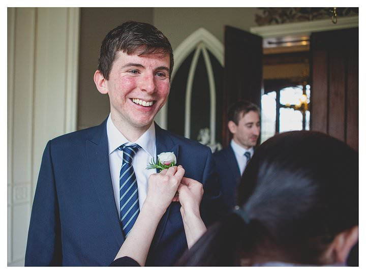 Joanna & Andrew - Nonsuch Mansion, London 20