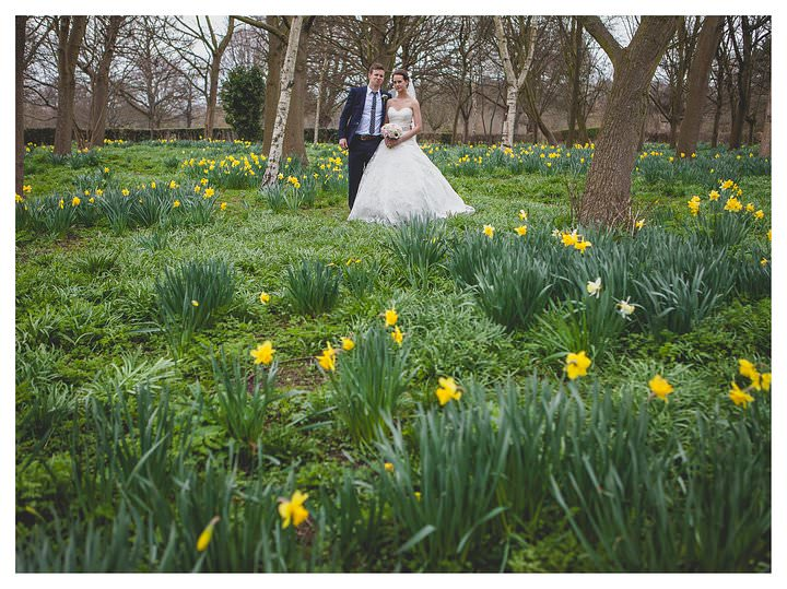 Joanna & Andrew - Nonsuch Mansion, London 59