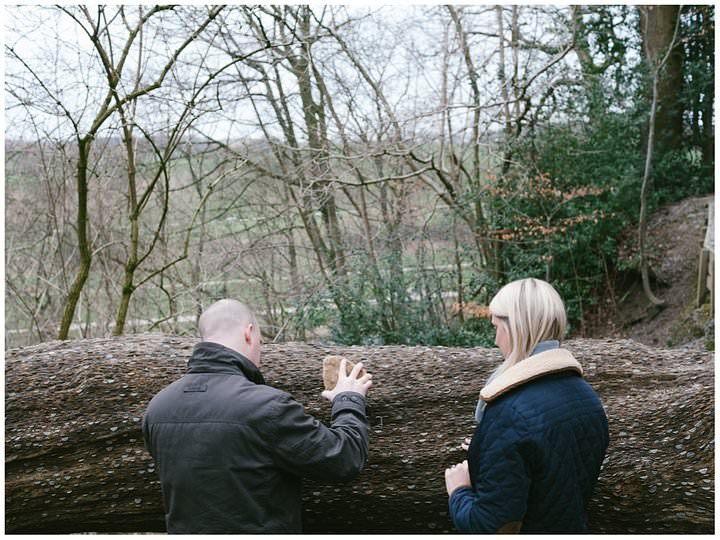 Lucy & Rhodri at Bolton Abbey 5