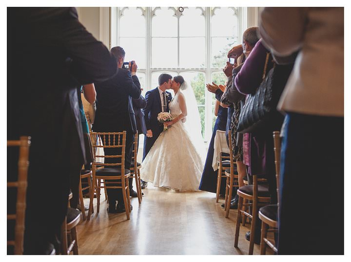 Joanna & Andrew - Nonsuch Mansion, London 47