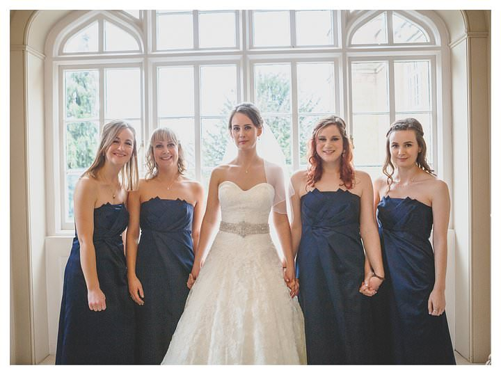 Joanna & Andrew - Nonsuch Mansion, London 34