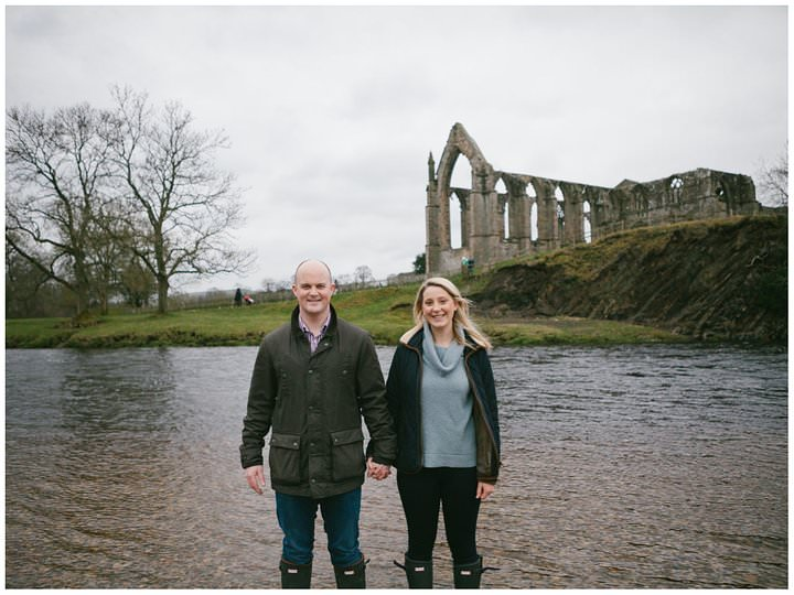 Lucy & Rhodri at Bolton Abbey 7