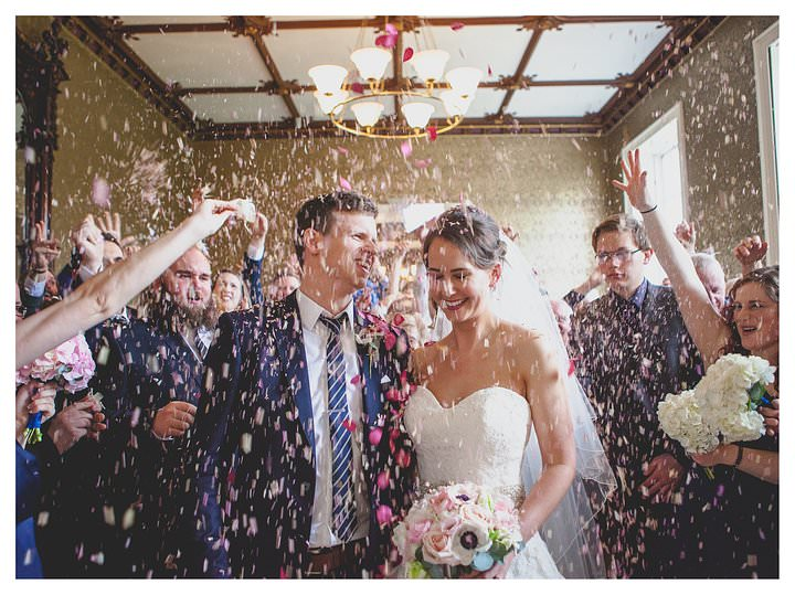 Joanna & Andrew - Nonsuch Mansion, London 48