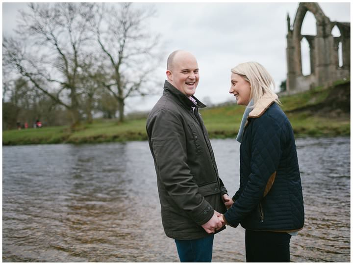 Lucy & Rhodri at Bolton Abbey 8