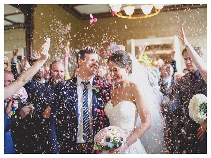 Joanna & Andrew - Nonsuch Mansion, London 49