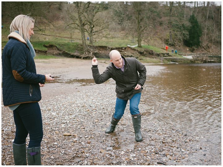 Lucy & Rhodri at Bolton Abbey 9