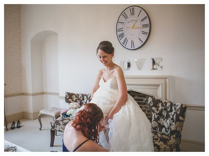 Joanna & Andrew - Nonsuch Mansion, London 24