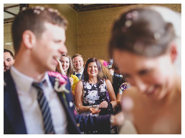 Joanna & Andrew - Nonsuch Mansion, London 50