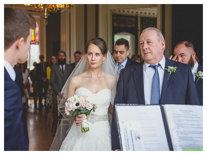 Joanna & Andrew - Nonsuch Mansion, London 38