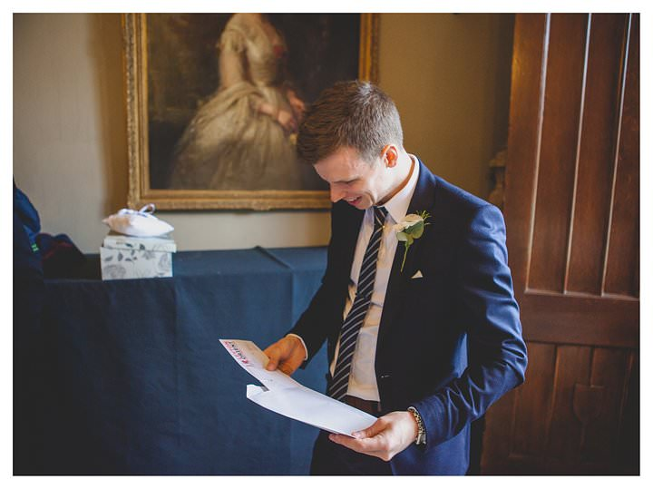 Joanna & Andrew - Nonsuch Mansion, London 26