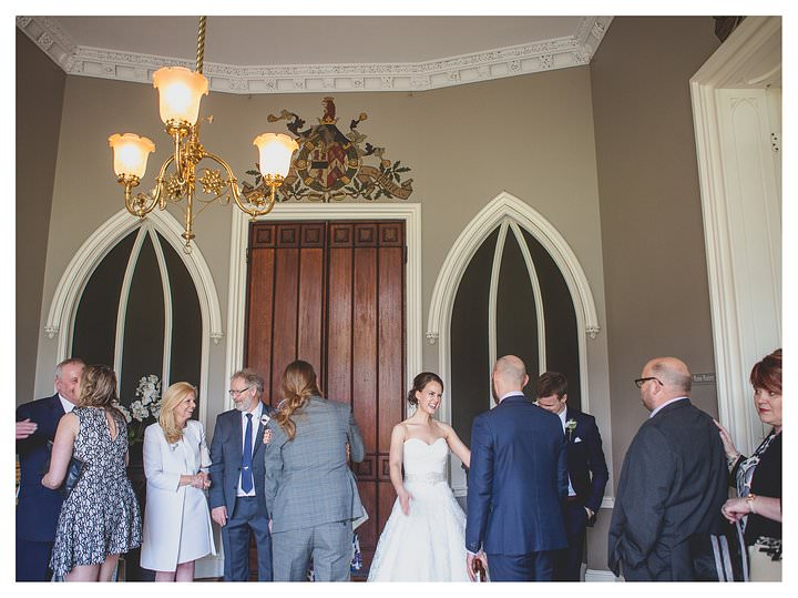 Joanna & Andrew - Nonsuch Mansion, London 66