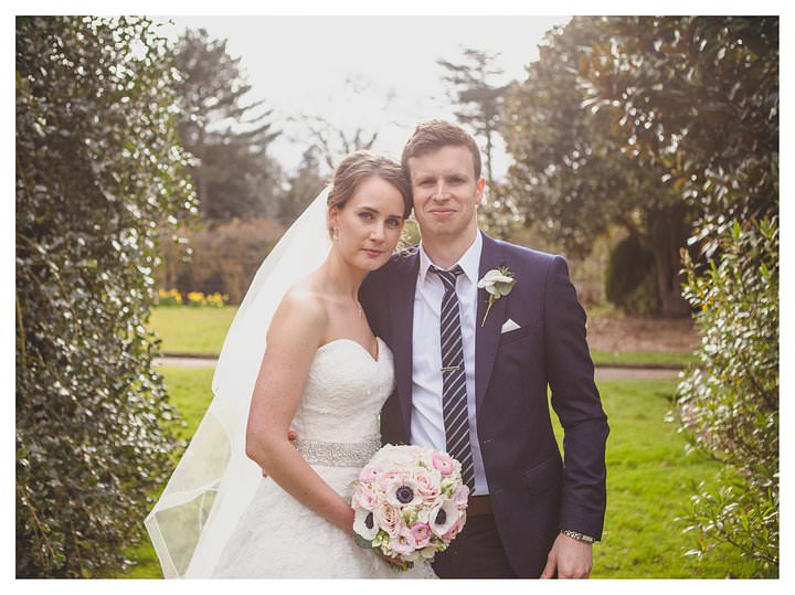 Joanna & Andrew - Nonsuch Mansion, London 53
