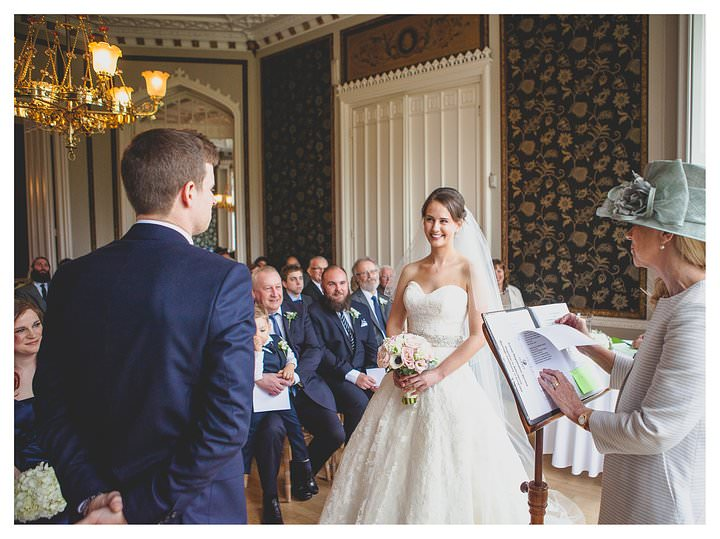 Joanna & Andrew - Nonsuch Mansion, London 40