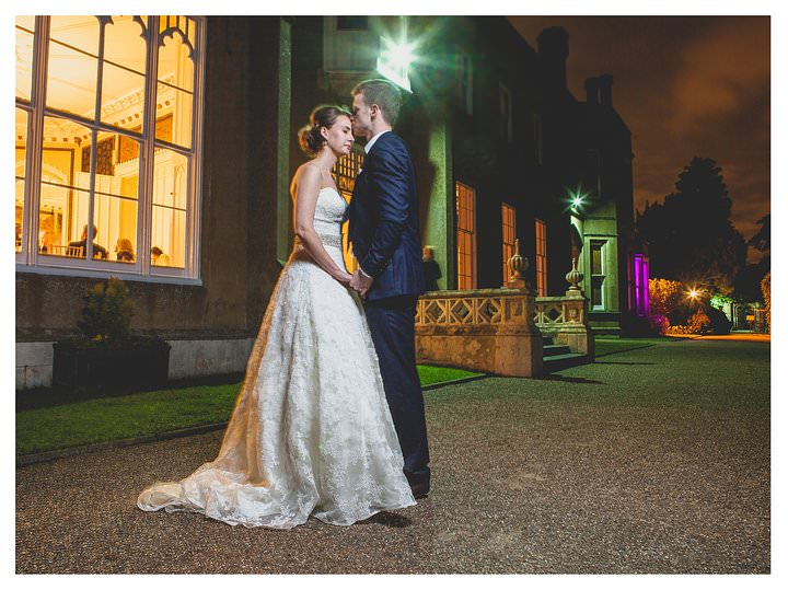 Joanna & Andrew - Nonsuch Mansion, London 82