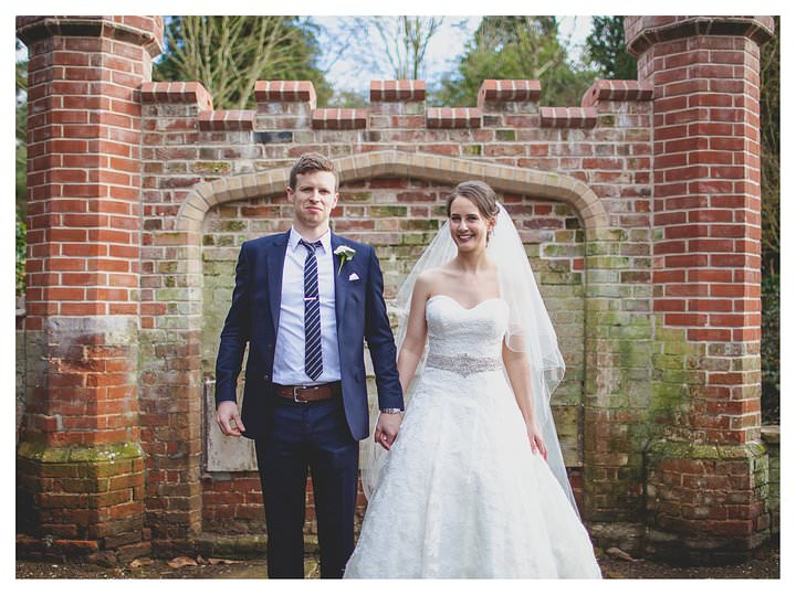 Joanna & Andrew - Nonsuch Mansion, London 55