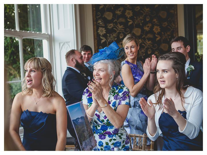Joanna & Andrew - Nonsuch Mansion, London 69