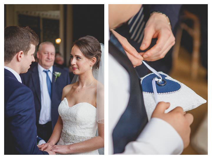 Joanna & Andrew - Nonsuch Mansion, London 42