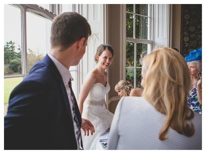 Joanna & Andrew - Nonsuch Mansion, London 70
