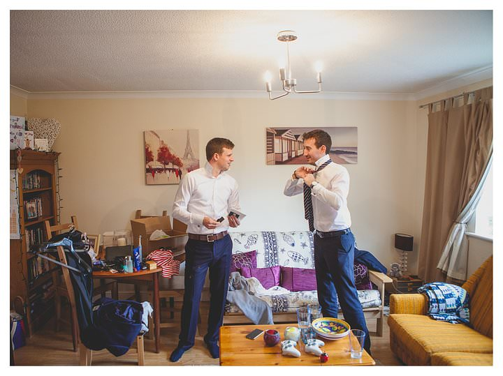 Joanna & Andrew - Nonsuch Mansion, London 4