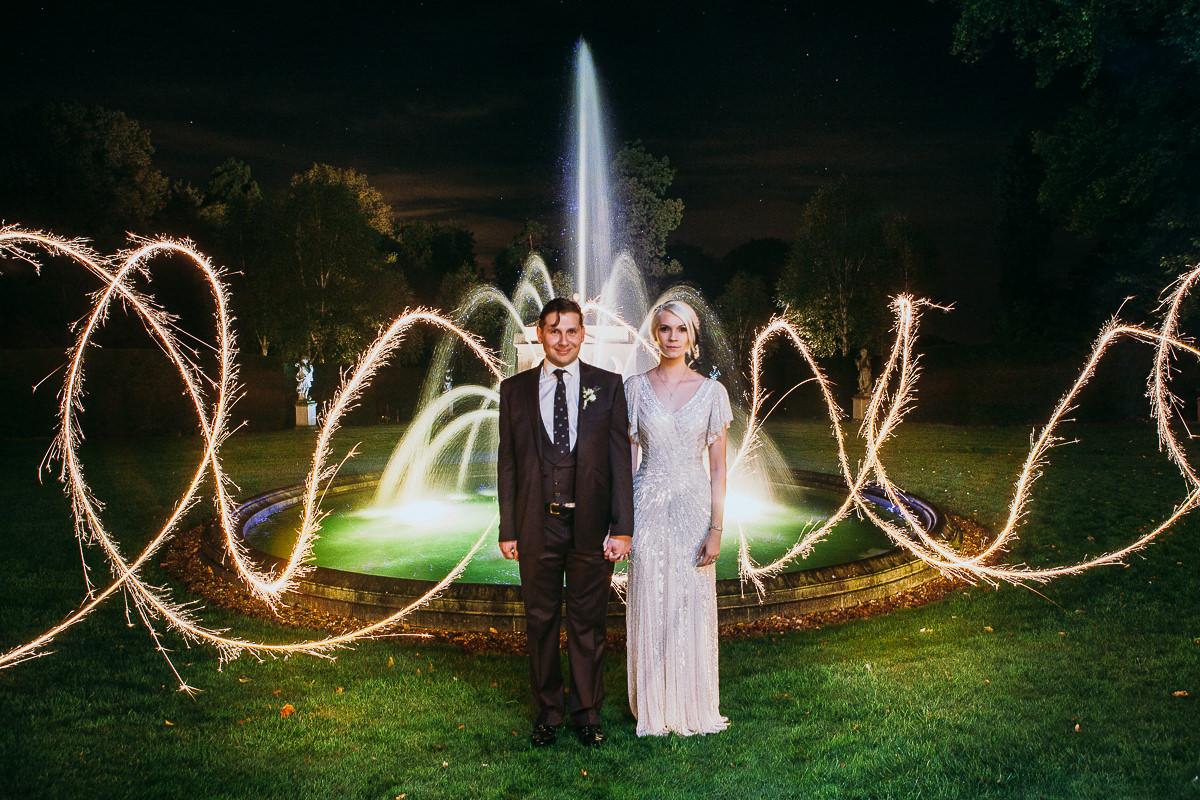the orangery settrington wedding