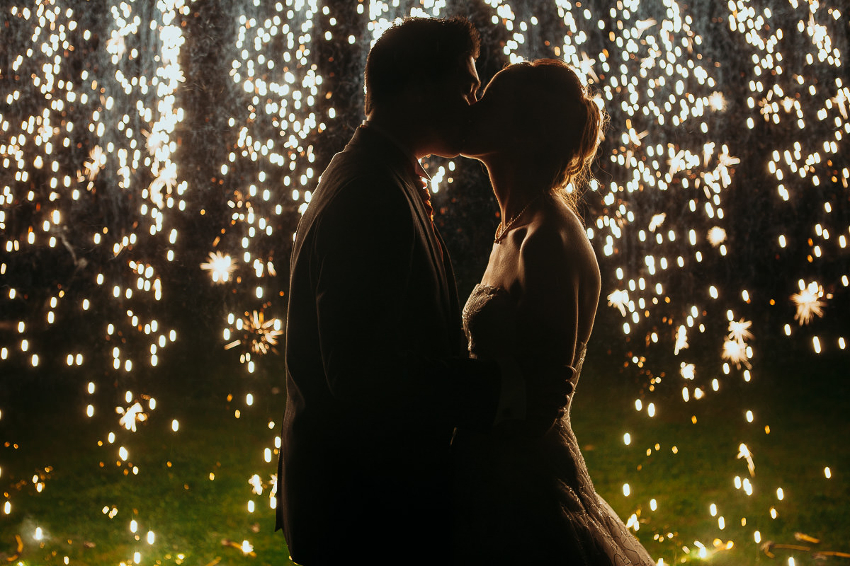 wedding at sandburn hall