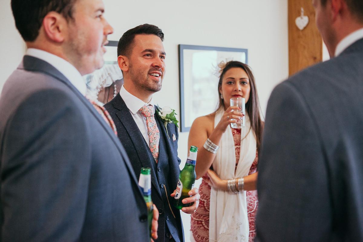 Emily & Michael Wedding Sandburn Hall-22