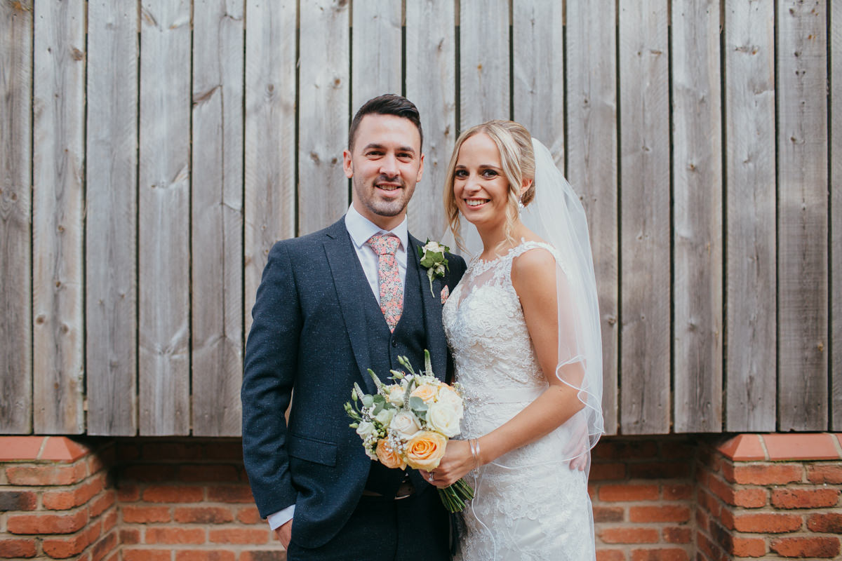 Emily & Michael Wedding Sandburn Hall-85