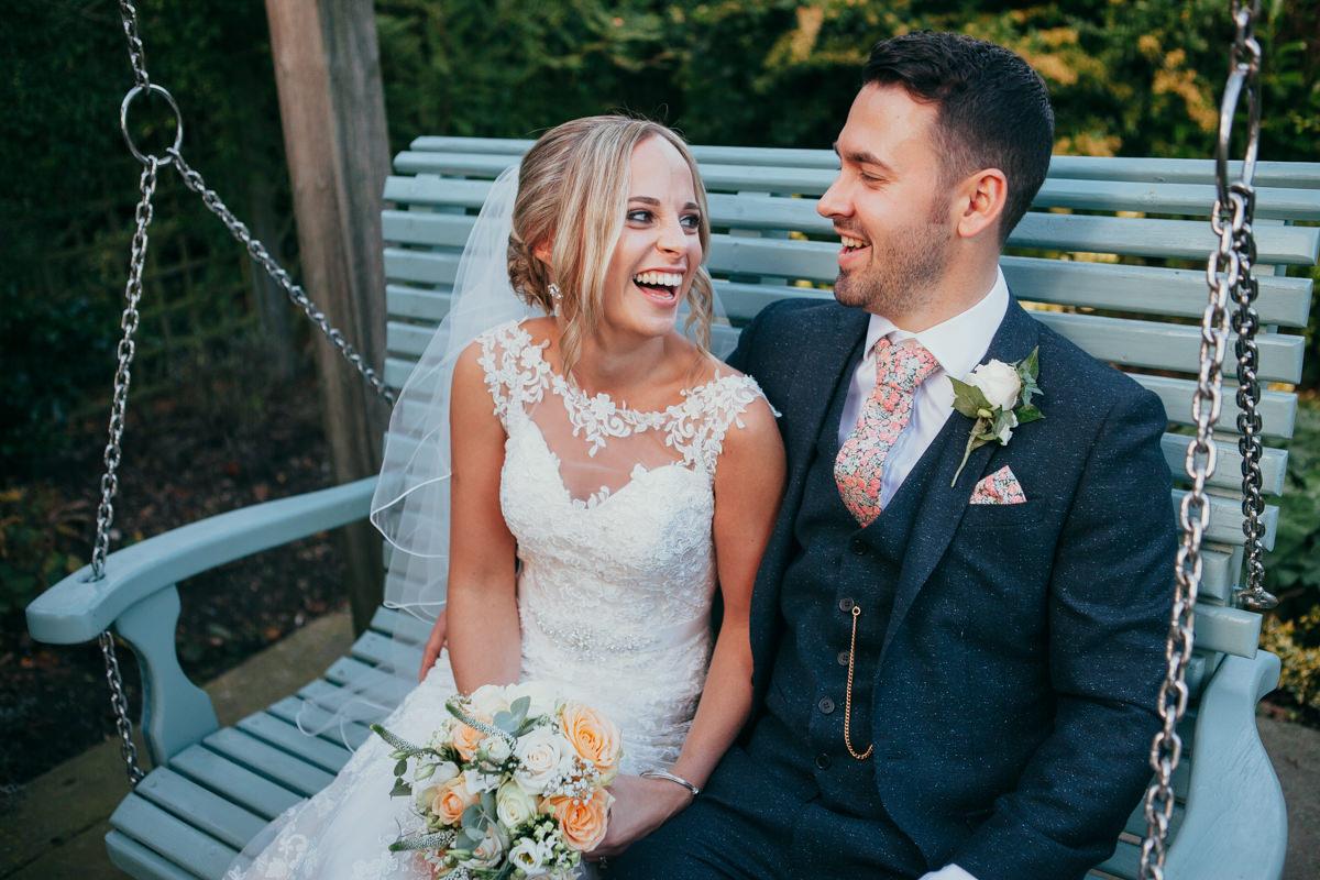 Emily & Michael Wedding Sandburn Hall-90