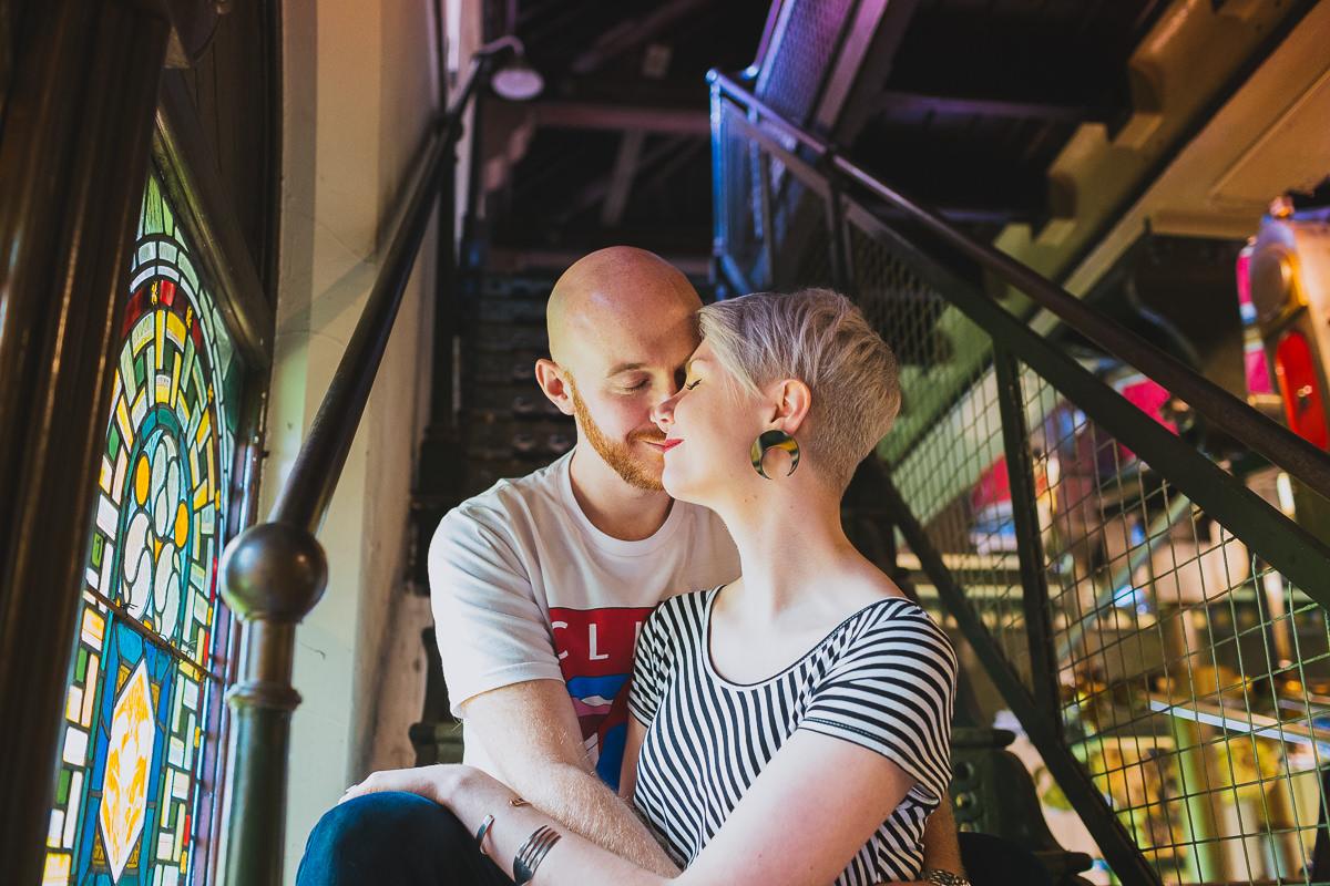 Kayleigh & Chris Engagement-10