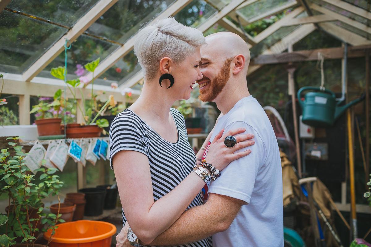 Kayleigh & Chris Engagement-21