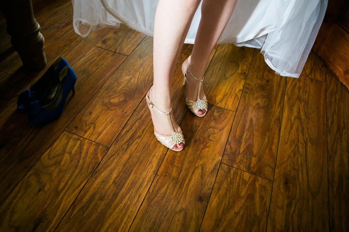 Chequers Ledsham Wedding-14