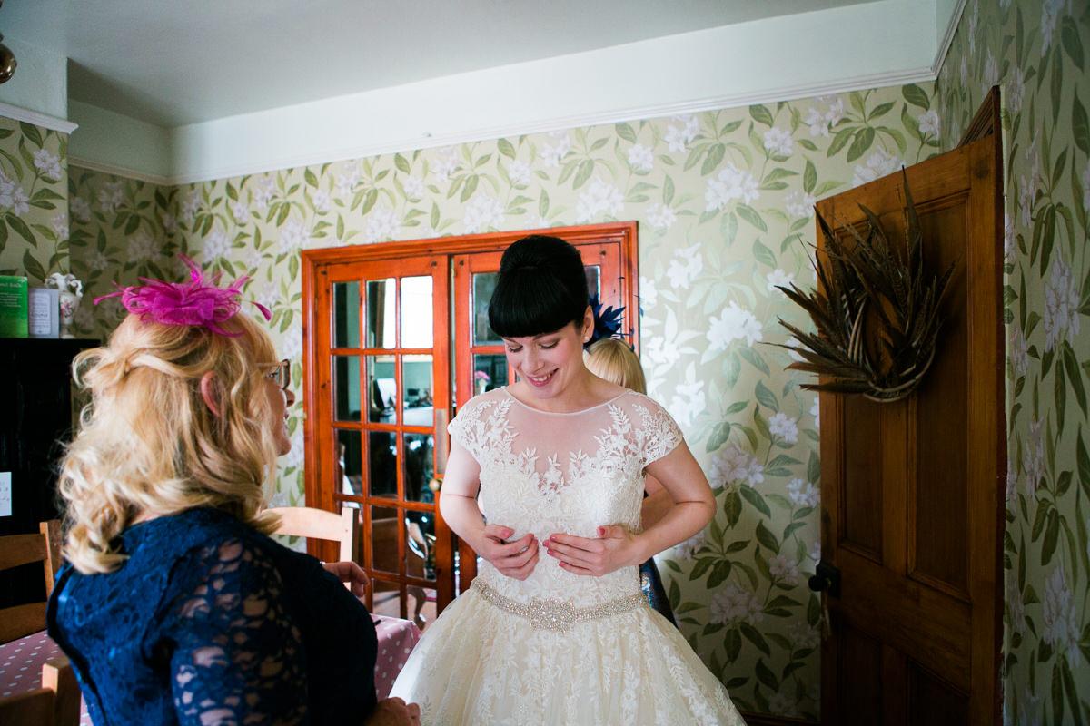 Chequers Ledsham Wedding-17